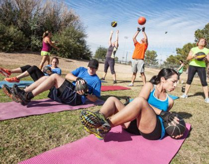 Benefits Of Outdoor Training